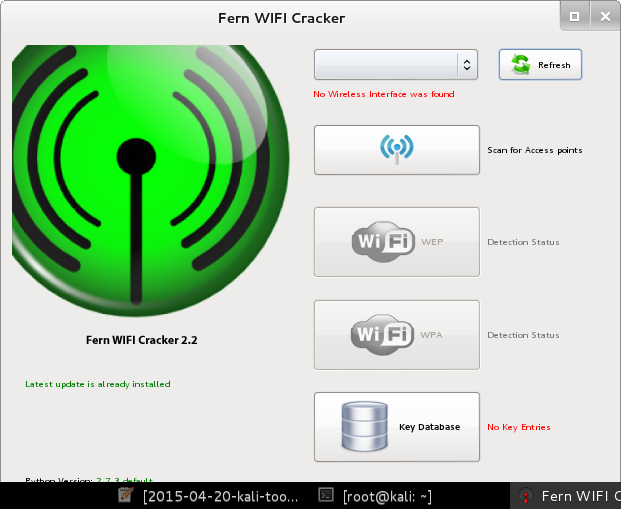 fern-wifi-cracker