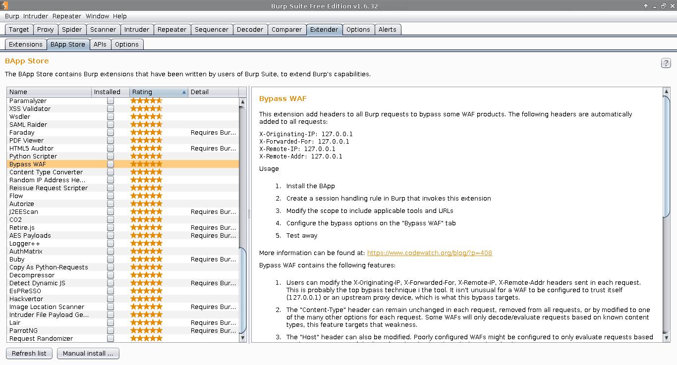Introduction to Burp Suite - Core dump overflow